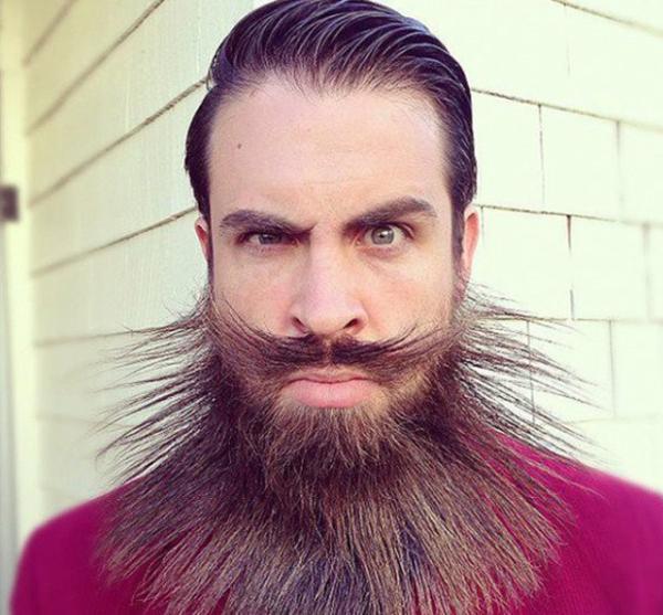 бородатый