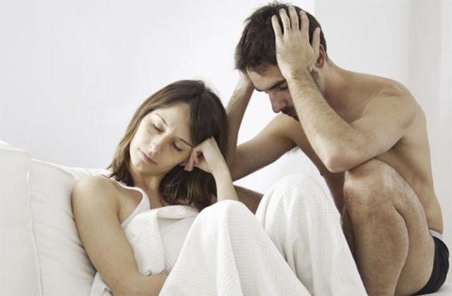 Импотенция ранняя: причины и симптомы